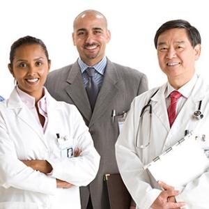 Dr. Fukumoto and his team